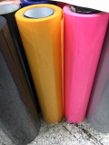 PVC Film for sports uniform_ t_shirt_ costume